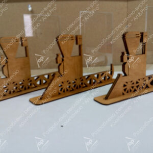 дерев'яні менюхолдери
